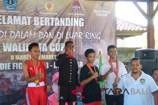 Pertina Denpasar  jadi juara umum