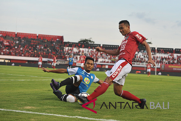 Tim Bali United taklukkan Barito Putra 2-0 (video)