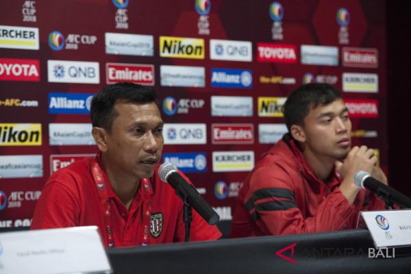 Dua pemain Bali United absen hadapi PS Tira