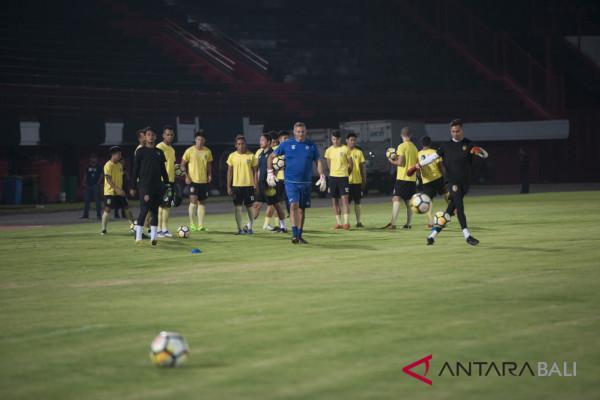 Menjelang laga AFC 2018
