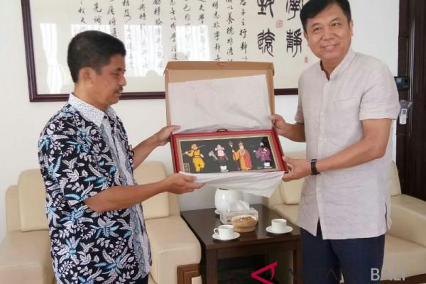 Konjen China Denpasar ingin tingkatkan hubungan antarmasyarakat