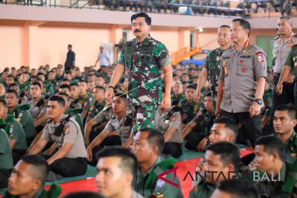 Arahan Panglima TNI dan Kapolri di Aceh