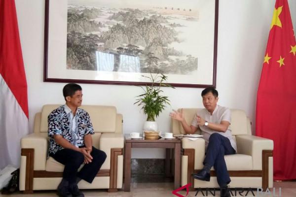 Konjen China kagumi masyarakat Bali menjaga budaya