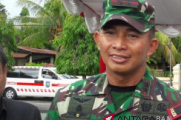 Pangdam Udayana: laporkan jika ada tentara terlibat politik praktis