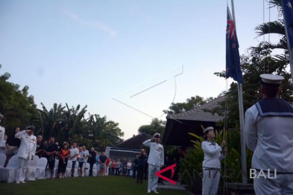 Peringatan Anzac Day di Bali