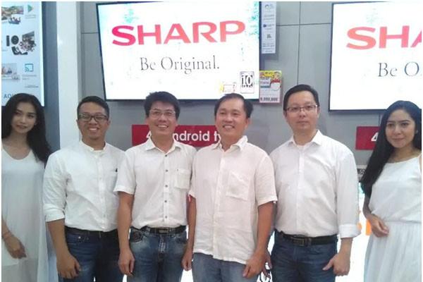 Sharp Tomodachi Store hadir di Kota Denpasar (Video)