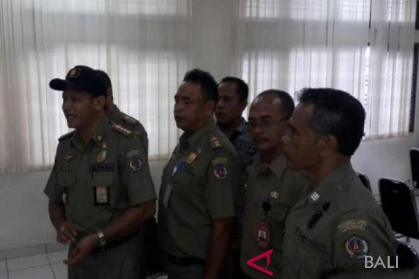 Satpol PP Denpasar jaring 25 pelanggar KTR
