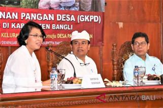 Bupati Bangli bahas gerakan keamanan pangan desa