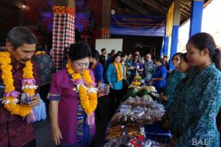 Subagan wakili Karangasem lomba kelurahan Provinsi Bali