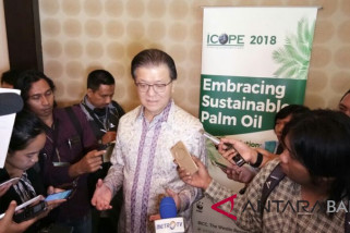 ICOPE encourages land intensification for sustainable palm oil development