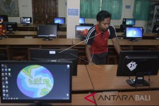 Foto - Persiapan UNBK SMP