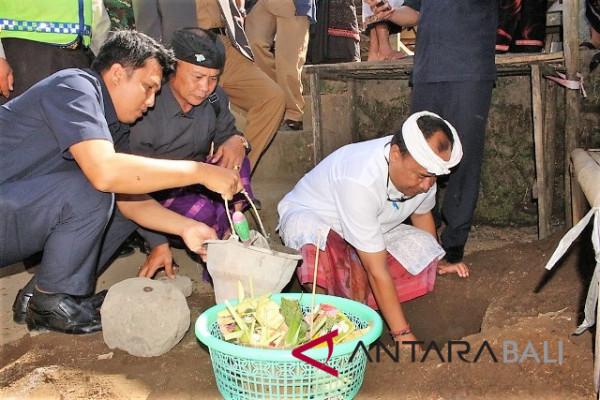 Bangli mulai bangun pasar modern Kintamani