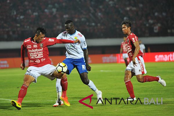 Bali United imbang lawan Persib
