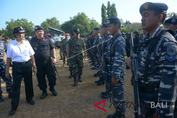 Pengamanan Bali