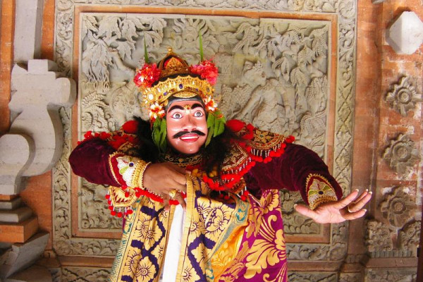 14 Seniman Bali ikut Festival Budaya Maroko