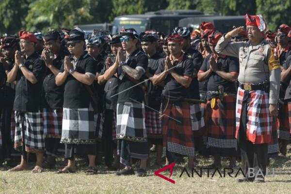 Deklarasi Pengamanan Pilkada Bali