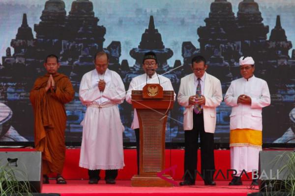 Doa Lintas Agama untuk NKRI