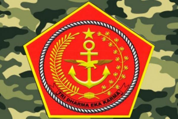 28 perwira tinggi TNI naik pangkat