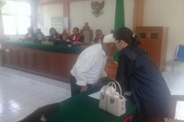 PN Denpasar sidangkan guru cabul