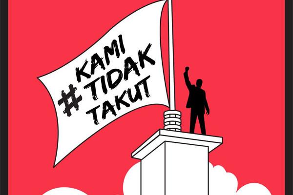Sikapi bom gereja, generasi milineal Surabaya bikin tagar #SuroboyoWani