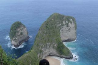 Media Amerika kenalkan pantai indah tersembunyi di Bali
