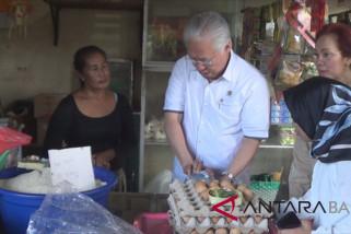 Mendag pantau harga di Pasar Pecatu Badung