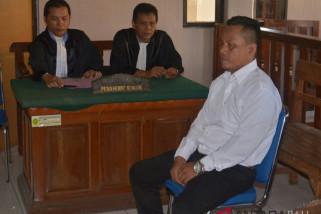 Kakak anggota DPRD Bali divonis 6,5 tahun