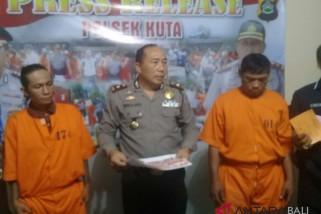 Polsek Kuta tahan tiga jambret wisatawan Korsel