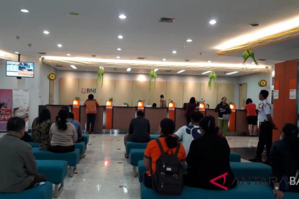 Kantor bank di Bali beroperasi normal setelah libur Lebaran