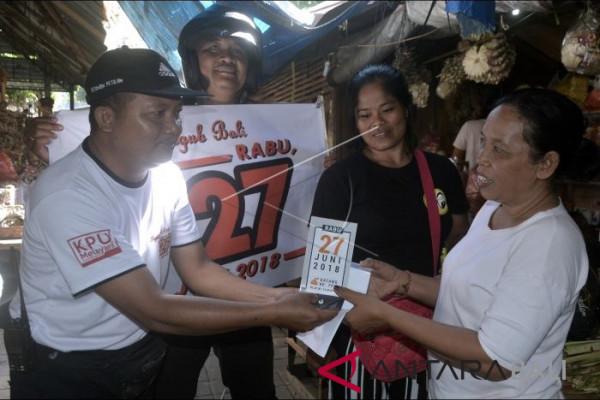 Sosialisasi Pilkada Bali