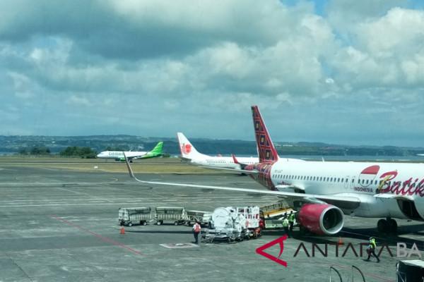 Selama Lebaran, Bandara Ngurah Rai melayani 1,3 juta penumpang