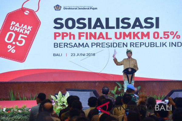 Jokowi segera luncurkan sistem perizinan terpadu daring