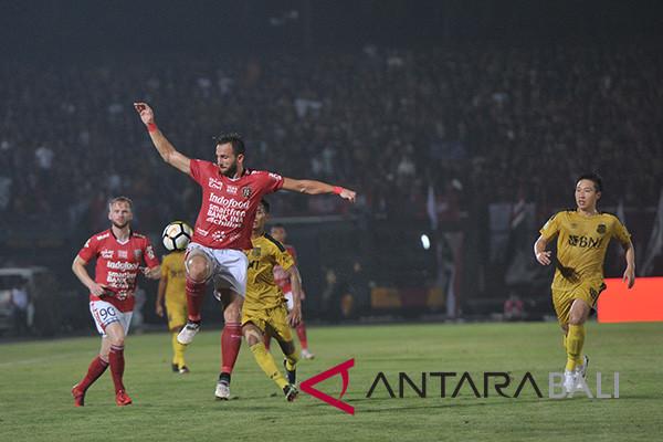 Bali United kalah lawan Bhayangkara