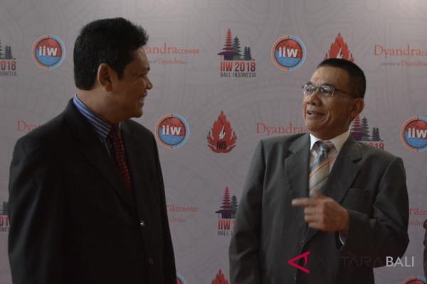 Konferensi IIW bahas pengembangan industri pengelasan dunia di Bali