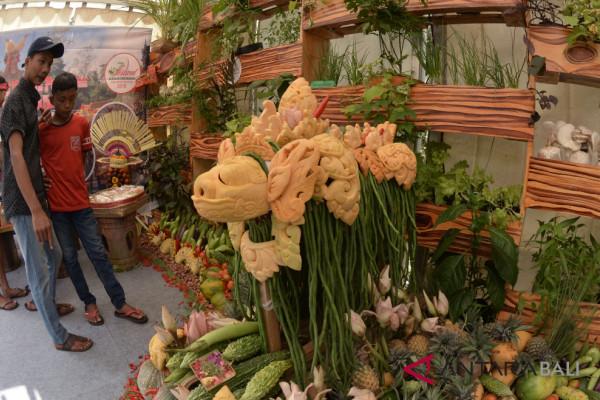 Festival budaya pertanian Badung pecahkan rekor MURI