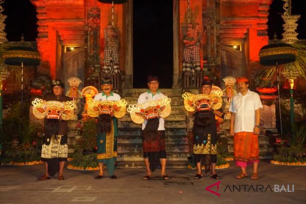 """Taman ayun barong festival"" lestarikan kesenian barong"