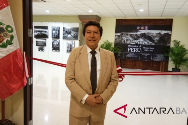 Peru perkuat kerja sama budaya dengan Indonesia (video)