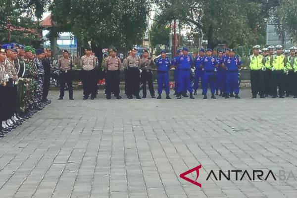 269 polisi kawaI obor Asian Games di Bali