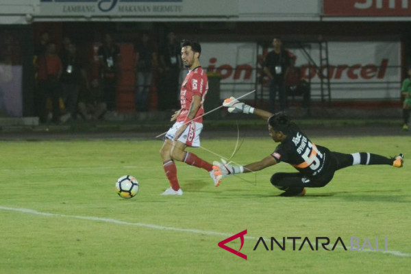 Bali United beats PSM Makassar 2-0 in Liga One