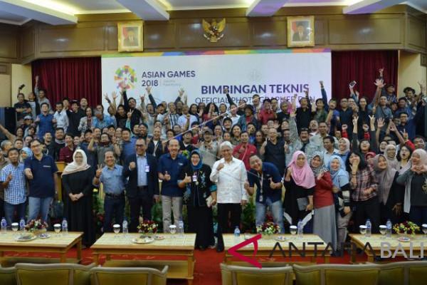 2018, kembalinya LKBN Antara sebagai media resmi Asian Games