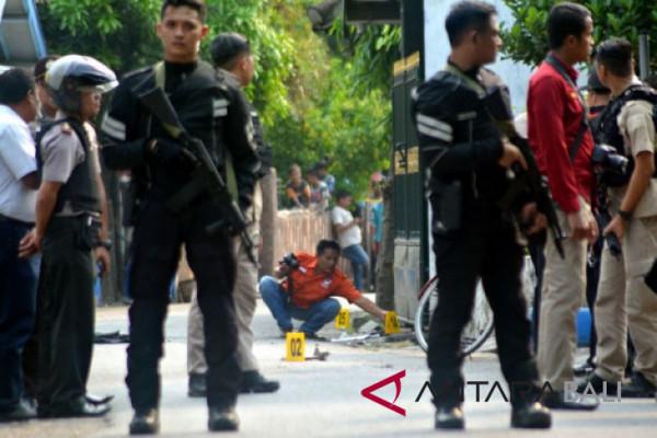 Media diimbau hati-hati, Polisi: Bom Pasuruan itu bondet