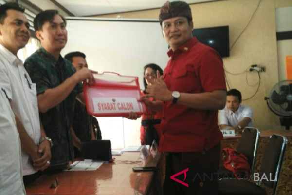 Panwaslu Jembrana perketat administrasi pendaftaran caleg