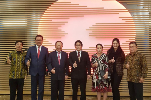 Bupati Badung pimpin sales mission di Australia
