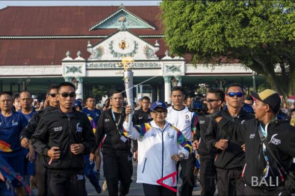 Polda Bali siap kawal iring-iringan obor Asian Games