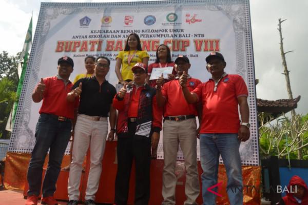 "614 atlet renang ikuti ""Bupati Badung Cup"""