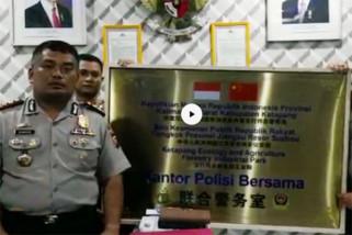 Viral, Kapolres Ketapang bantah ada kantor bersama polisi Indonesia-RRT
