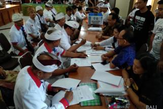 Perindo jadi pendaftar pertama di Bali