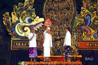 Pesta Kesenian Bali mendapat anugerah Kebudayaan Kemendikbud