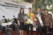 MNC bank serahkan hadiah tabungan MNC berhadiah