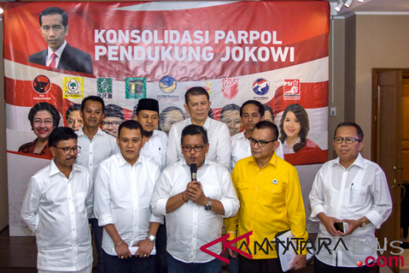 JK-Sri Mulyani masuk Dewan Pengarah Tim Kampanye Jokowi-Ma